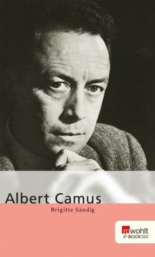 Buchseite und Rezensionen zu 'Albert Camus. Rowohlt E-Book Monographie' von Brigitte Sändig