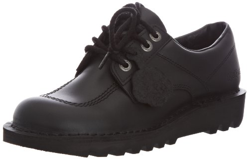 Kickers Kick Lo Core Men's Shoes - Black/Black, 7 UK (41 EU)