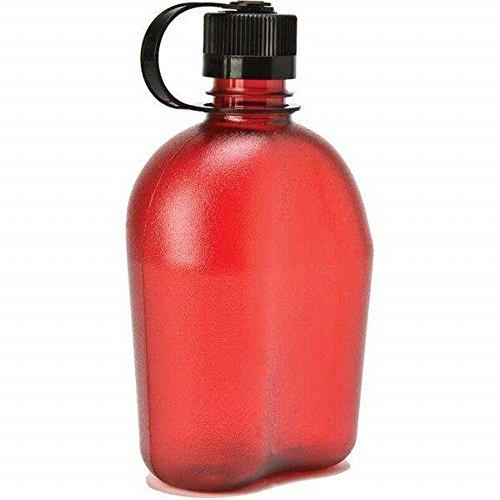 Nalgene Trinkflasche \'Everyday Oasis\' - 1 L (rot, 1 L)