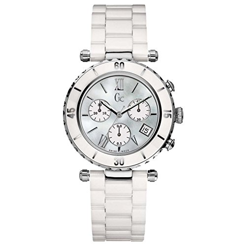 Gc Guess Collection Diver Chic Chrono, Orologio da polso Donna