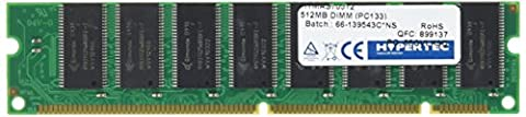 Hypertec HYMAS70512 512MB DIMM PC133 Asus Equivalent Memory