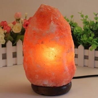 Magic salt lampada di sale dell'himalaya 3-5kg lampada in cristallo ad aria purificata