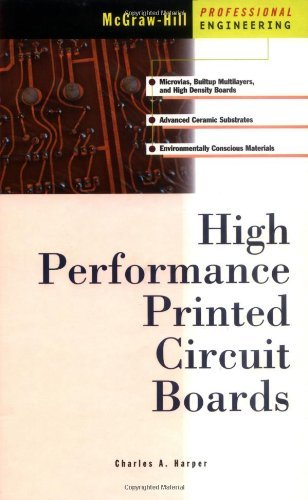 High Performance Printed Circuit Boards (Professional Engineering) (English Edition) -