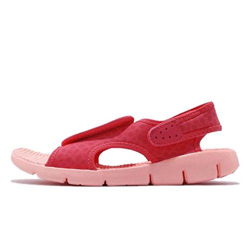Nike Mädchen Kindersandale Girls Sunray Adjust 4 Riemchensandalen Tropical Pink/Bleach 608, 28 EU