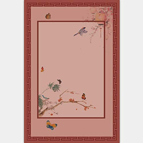 Yxx max, tappeto in stile cinese antico, rettangolare, tappeto per camera da letto e soggiorno, 1#, 160 * 230cm
