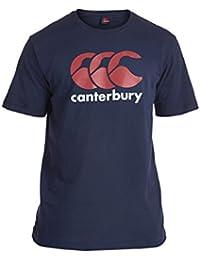 Canterbury Logo Ccc T-Shirt Homme