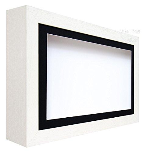 De fotos BabyRice profundidad pantalla marco madera