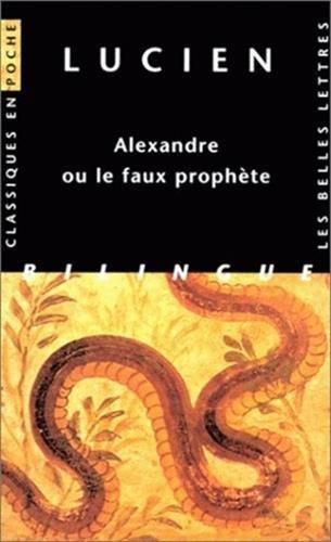 Alexandre, ou Le faux prophète