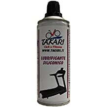Lubricante spray cinta de correr 400 ml