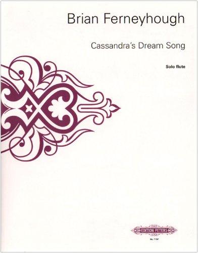 Cassandras Dream Song Flûte Traversiere