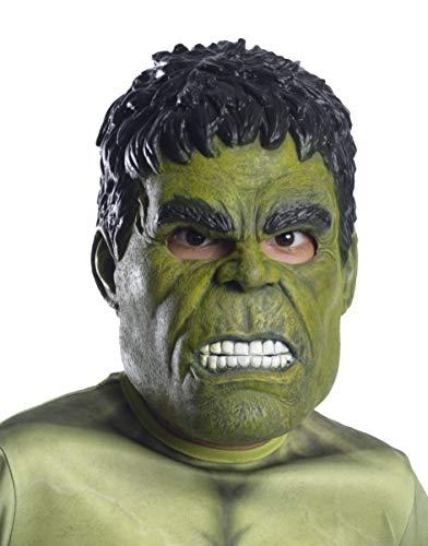 ke Lizenzmaske für Erwachsene grün-schwarz ()