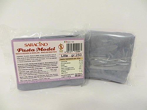 Saracino Modellierpaste Lila - 250 g