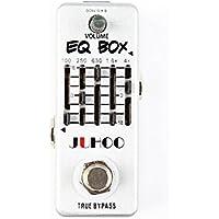 EQ-box Guitar effect pedal