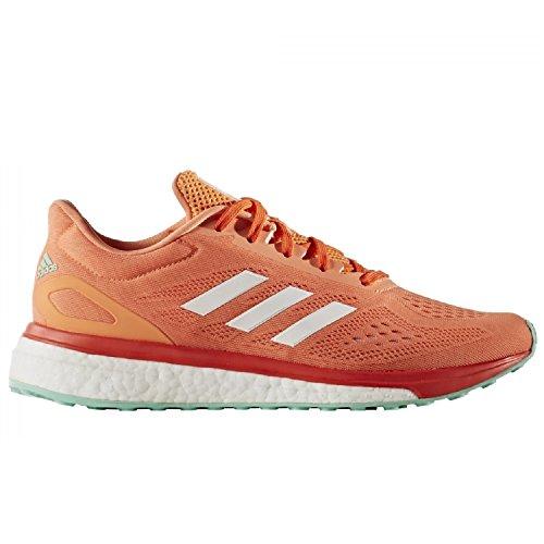 adidas Response LT W Easy Orange White Mint Orange