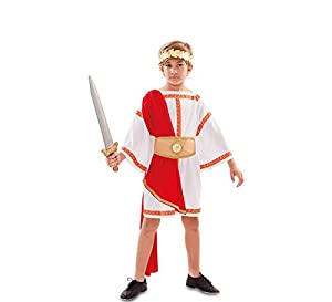 Fyasa 706485-t03emperador romano disfraz, tamaño mediano