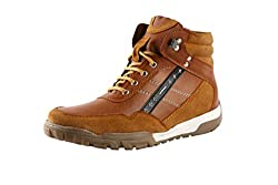 BACCA BUCCI MEN TAN SYNTHETIC BOOTS 07 UK