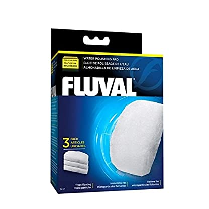 Fluval 106/7 and 206/7 Filter Quick Clear Pad 1