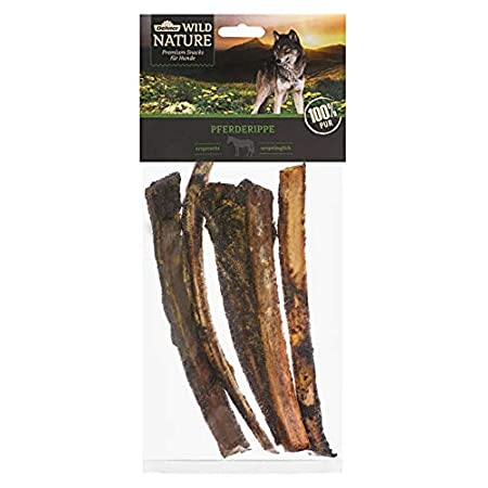 Dehner Wild Nature Hundesnacks, verschiedene Sorten und Größen