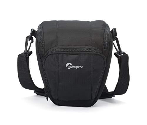 Lowepro Toploader Zoom 45 AW II - Bolsa de cámara de fotos, color negro