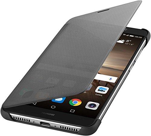 Huawei Mate 9 View Flip Custodia, Grigio