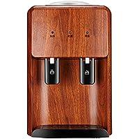 Home Desktop Mini Frío Caliente Y Dispensador De Agua Caliente Empujando Interruptor Conveniente Conseguir Agua Ahorro