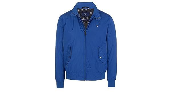 5e06520e27 GANT den Winter Cruise Bündchen Jacke in blau Gr. L, blau: Amazon.de:  Bekleidung