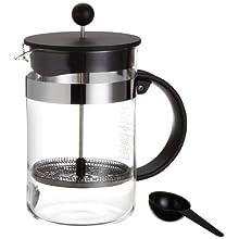 Bodum BISTRO NOUVEAU Coffee Maker (French Press System, Dishwasher Safe, 1.5 L/51 oz, 12 Cup) - Black