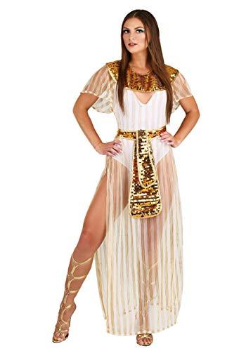 Nile Of Womens Queen Kostüm The - Women's Sheer Cleopatra Fancy Dress Costume Medium