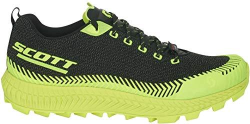Scott Supertrac Ultra RC Black / Yellow Trail running shoe Size : 39