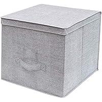 Amazon Fr Cube De Rangement Tissu Boîtes De Rangement Avec