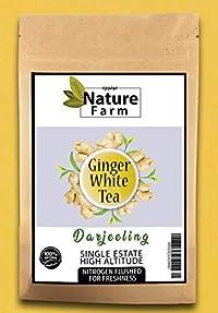 Eggsys Nature Farm White Tea Darjeeling - 75 Grams (Ginger White Tea)