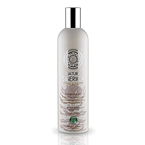 Natura Siberica Conditioner Energizing and Protective for Damaged Hair 400ml