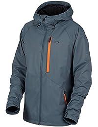 Oakley bote 10K BZS chaqueta, capa, hombre, color Dark Slate, tamaño XX-Large