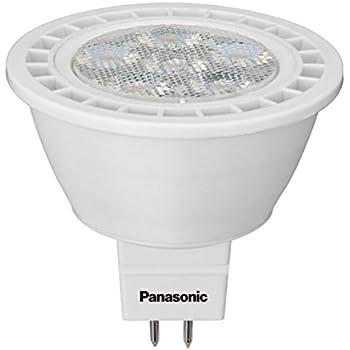 Panalight LDR12V6L27WG52EP - Lámpara LED dicroica GU5.3 de 5 W, 2700K