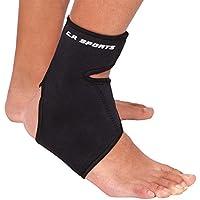 CP Sports Neopren-Fußgelenk-Bandage - Fuss-Bandage, Ankle Support, Gelenk-Stützbandage - Sport, Fitness & Alltag preisvergleich bei billige-tabletten.eu