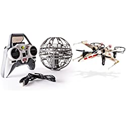 Air Hogs - Star Wars X-wing vs. Death Star Rebel Assault - RC Drones