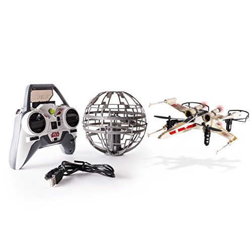 X-wing vs. Death Star Rebel Assault - RC Drones ()