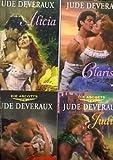 Die Ascotts / Judith / Alicia / Clarissa / Fiona. Die große Familiensage komplett, alle 4 Bände