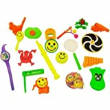 100 TOYS PINATA PARTY BAG FILLERS FAVOURS FETE LUCKY DIP PRIZES FOR BOYS & GIRLS