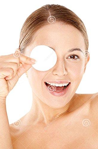 Synergie Santé coton Eye Pads BP 8 x 6 cm – non stériles – Lot de 108