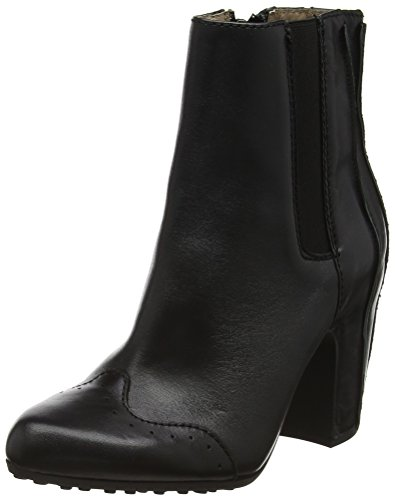 Fly London Alar140fly, Escarpins Bout Fermé Femme Noir (Black)