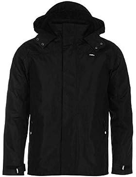 No Fear–Chaqueta para hombre color negro chaquetas abrigos Outerwear, negro, small
