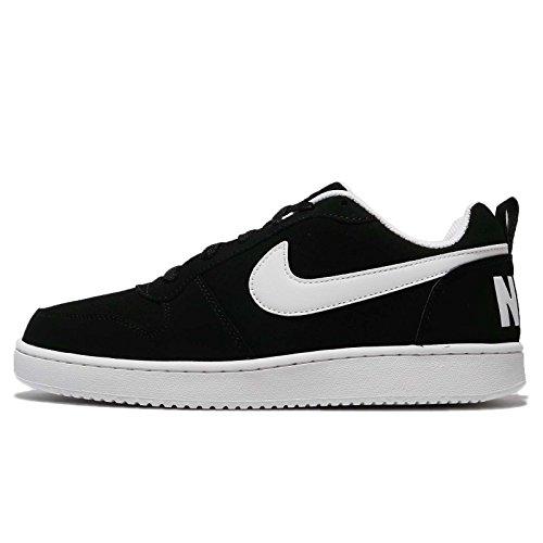 Schwarze Sneakers 13 Nike Größe (Nike Sneaker Court Borough Low Größe 13, Farbe: Schwarz)