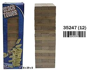 Rama Juego Torre Madera EN Caja 35247