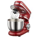 Robot De Cuisine Multifonction - Robot Ménager Complet Hachoir À Viande, Mixeur,...
