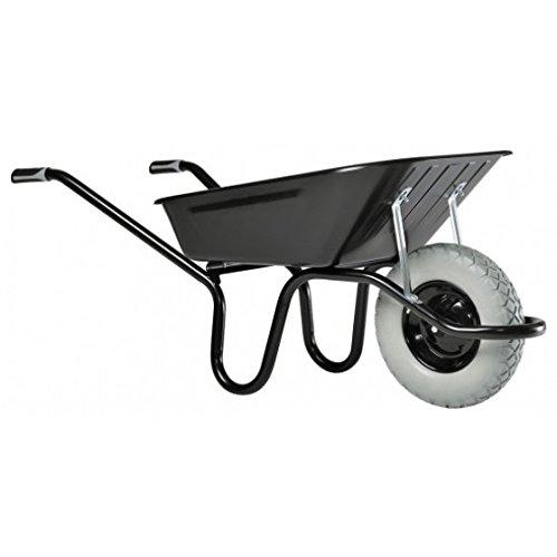 Brouette roue increvable - Caisse 100L