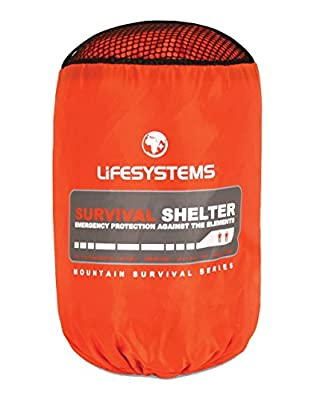 LIFESYSTEMS Survival Shelter - 2 People from LIFESYSTEMS