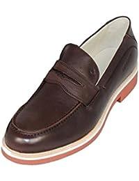 Samsonite Schuhe Herrenschuhe Shoe Slipper 102114 braun