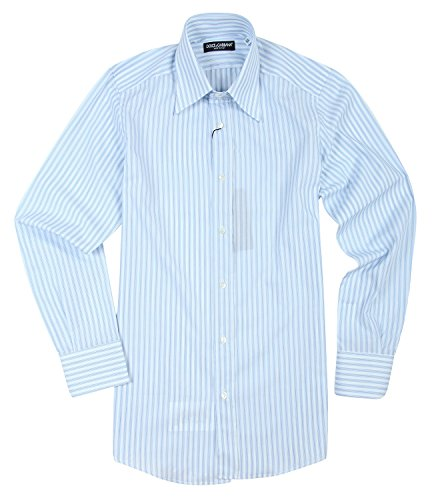 dolce-gabbana-chemise-blanche-et-bleu-colorwhite-bluesize-eur38