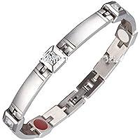 Sehr hübsches Magnetarmband Magnetic 4 Magneten Weibliche Entwurf Dubai Diamant-Kristalle Swarovski Elements (... preisvergleich bei billige-tabletten.eu